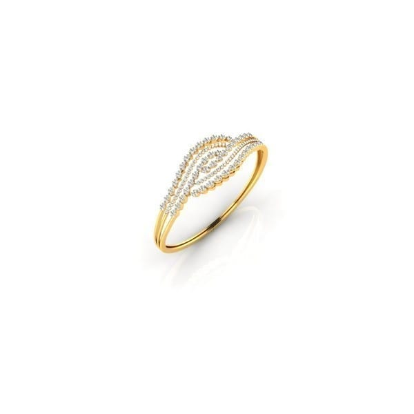 Diamond Bracelet In 18Kt Gold(19.530 gram)with Diamonds(2.32 Ct)