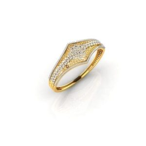 Diamond Bracelet In 18Kt Gold(31.310 gram)with Diamonds(3.44 Ct)