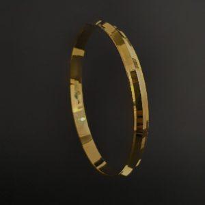 Gold punjabi kada (33.100 Gms) in 22K Yellow Gold